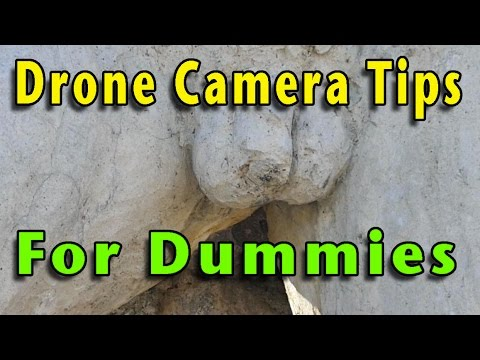 Drone Camera Tips for Dummies! - Demunseed - YouTube