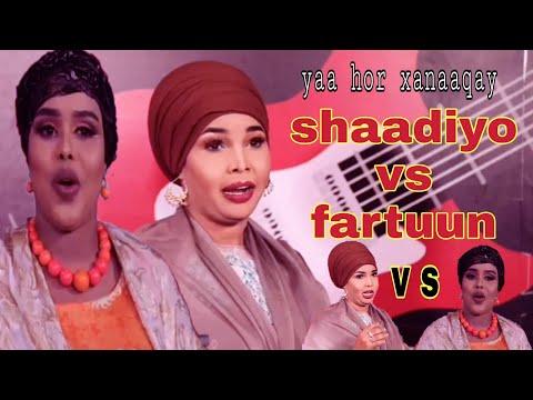 Barnaamijka Qaraaxo Yaa Xanaaq Badan SHAADIYO SHARAF &  FARTUUN MAXAMED |video Full Official 2020 |
