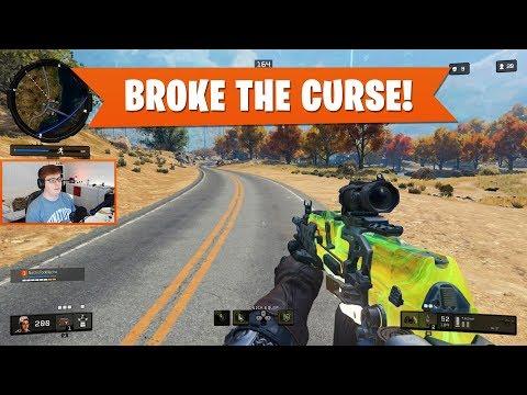 FINALLY BROKE THE CURSE! | Black Ops 4 Blackout | PS4 Pro