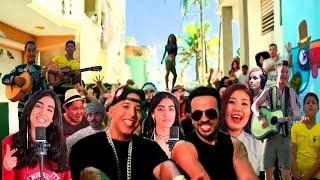 Despacito in 65 Languages. Multi Language version. Luis Fonsi.