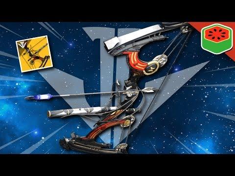 Le Monarque - Exotic Combat Bow | Destiny 2 Black Armory thumbnail