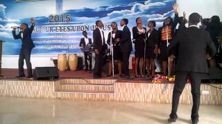 LifeWay Choir sings This God is too Good Oo