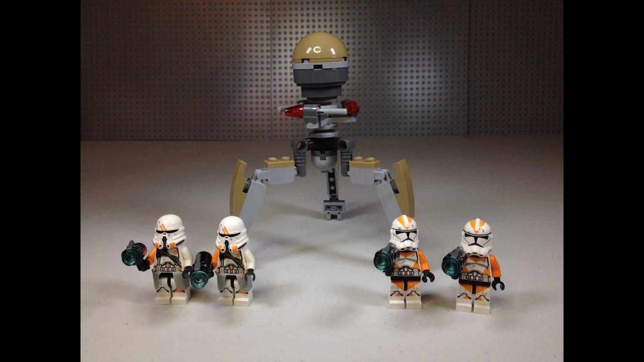 LEGO Star Wars Utapau Troopers 75036 Winter 2014 set ...