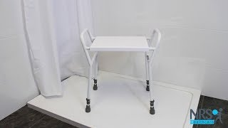 Shower Stool with Handles Review