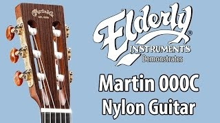 [2.76 MB] Martin 000C Nylon Guitar | Elderly Instruments