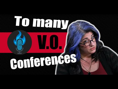 How To Pick A Voiceover Conference