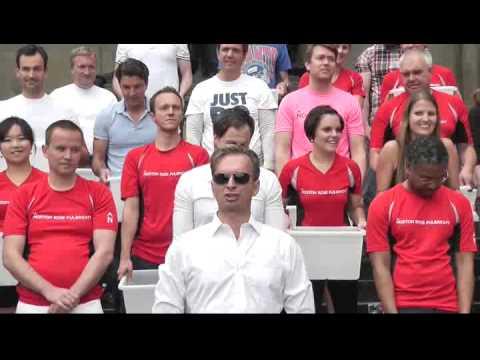 ALS Ice Bucket Challenge: Norton Rose Fulbright Munich