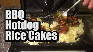 Bbq Hotdog Rice Cakes: Lc Quickie - Episode 3