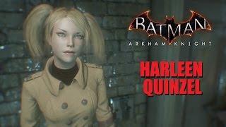 SKIN; Batman; Arkham Knight; Harleen Quinzel