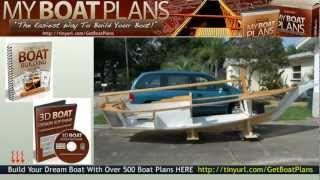 Boat Building With Plywood - Plywood Boat Plans Free