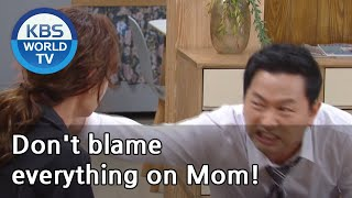(1Click Scene) Don't blame everything on Mom! [No Matter What /ENG,CHN/2020.10.30]