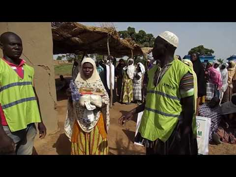 Food Distribution, Ghana - Ramadan 2017