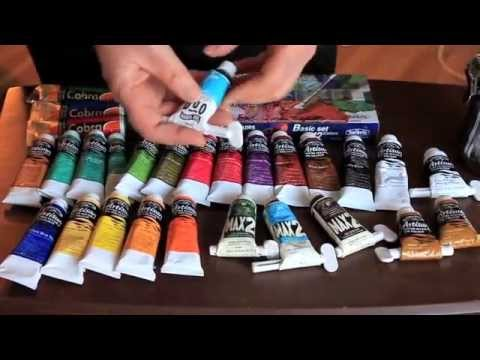 Water mixable oil paints review youtube Oil based exterior paint brands