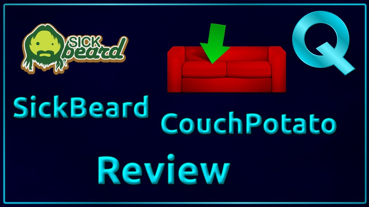 Review of SickBeard and CouchPotato Video Downloaders