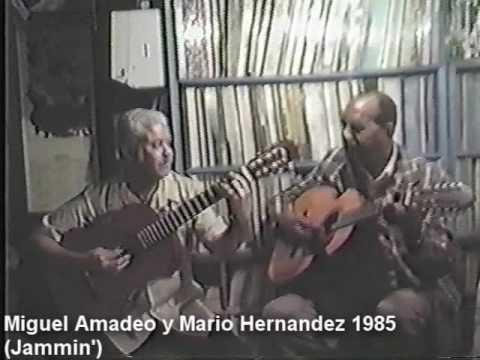Miguel Amadeo y Mario Hernandez #2