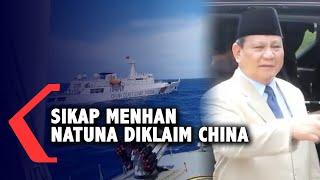 Natuna Diklaim China, Begini Sikap Menhan Prabowo Subianto