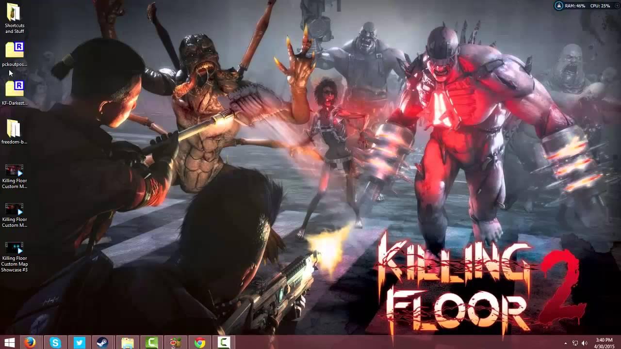 How To Install Killing Floor 2 Custom Maps Youtube