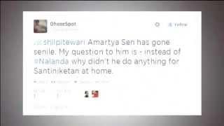 Nalanda University and The Amartya Sen controversy
