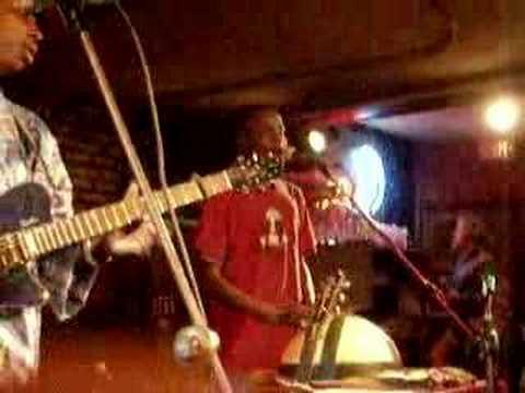 Vieux Farka Toure - Live @ Johnny D's