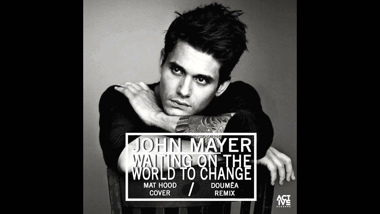 Waiting on the World to Change (Video&Lyrics) - YouTube