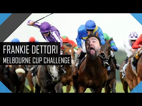 Frankie Dettori Racing (PS2) | MELBOURNE CUP CHALLENGE