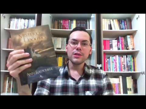 Os Mistérios de Udolpho (The Mysteries of Udolpho), de Ann Radcliff