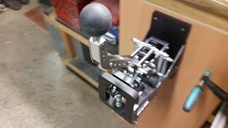 diy prototype h shifter and sequential for simracing part1