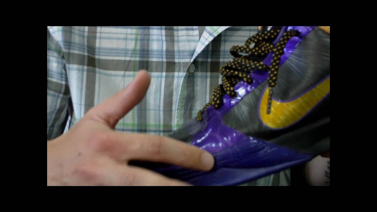 Nike Zoom Kobe V 5 Performance Review - YouTube a9159b941a04