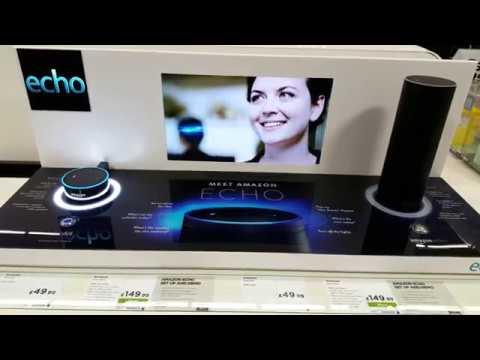 Meet Amazon Echo & Amazon Echo Dot