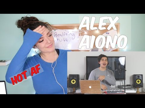 Reacting to Alex AIono Psycho, God's Plan,Post Malone, Drake, Bloc Boy JB | Mashup