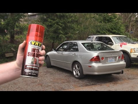 Simple Cheap IS300 Mod | Goodbye Altezza Lights