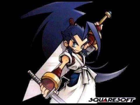 Brave Fencer Musashi OST : The Musashi Legend
