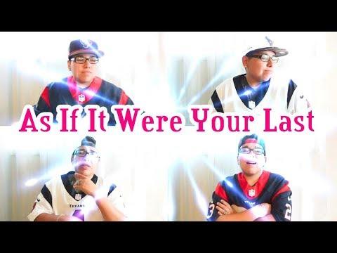 BLΛƆKPIИK (블랙핑크) - 마지막처럼 'As If ITs Your Last' (English Cover)