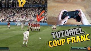 FIFA 18 TUTORIEL - Marquer TOUS ses COUPS FRANCS (illustré)