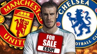 Real Madrid Offer Gareth Bale To Premier League Clubs For £85M! | Euro Round-Up