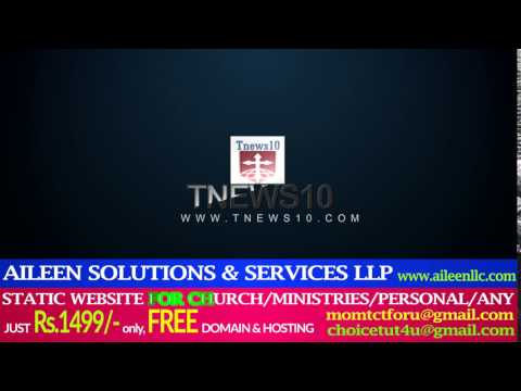 Tnews10 Free Domain and Hosting website from Aileen Solutions & Services LLP