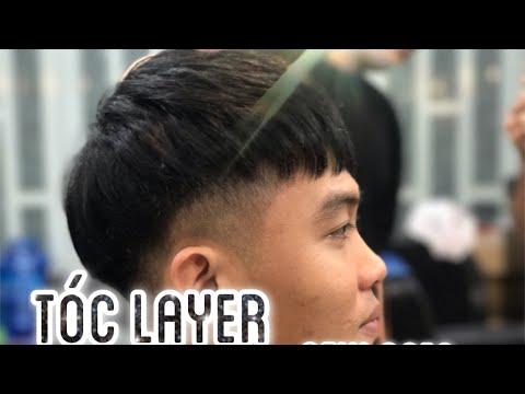 Kiểu Tóc Layer Hướng Dẫn Chi Tiết (Dạy Nghề Tóc Nam Cơ Bản)    Long BarberShop