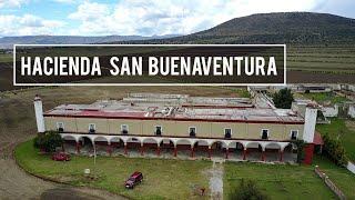 Hacienda San Buenaventura en Tlaxco Tlaxcala