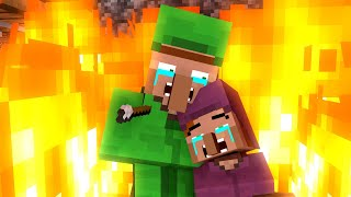Villager vs Pillager Life - Minecraft Animation