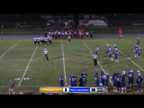 Perry-Lecompton High School Football vs. Atchison County Community High School
