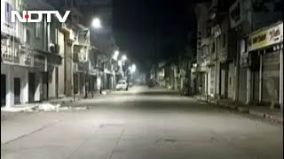 Night Curfew In Punjab, Ban On Political Gatherings, Leaders Warned