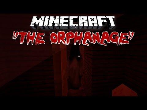 ΑΚΟΜΑ ΚΑΙ ΤΟ MINECRAFT ΜΕ ΤΡΟΜΑΖΕΙ! - The Orphanage Horror Map