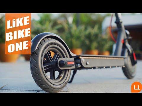 Обзор электросамоката Like.Bike One