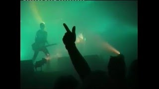 THE SISTERS OF MERCY live at Bex Rock Festival 28-6-02 (full show)