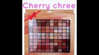 100 sombras nude Cherry Chree RESEÑA & MAKEUP