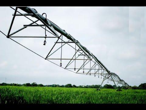 Sistemas de Riego para Agricultura – Pivote – TvAgro por Juan Gonzalo Angel