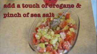 Re: Best Broccoli Salad Recipe - Garlic Lemon Chili Broccoli Salad Recipe