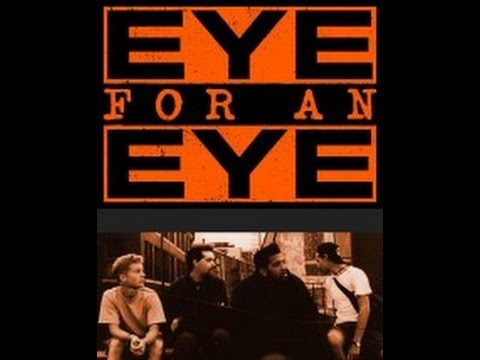 EYE FOR AN EYE - WMBR Radio 1990
