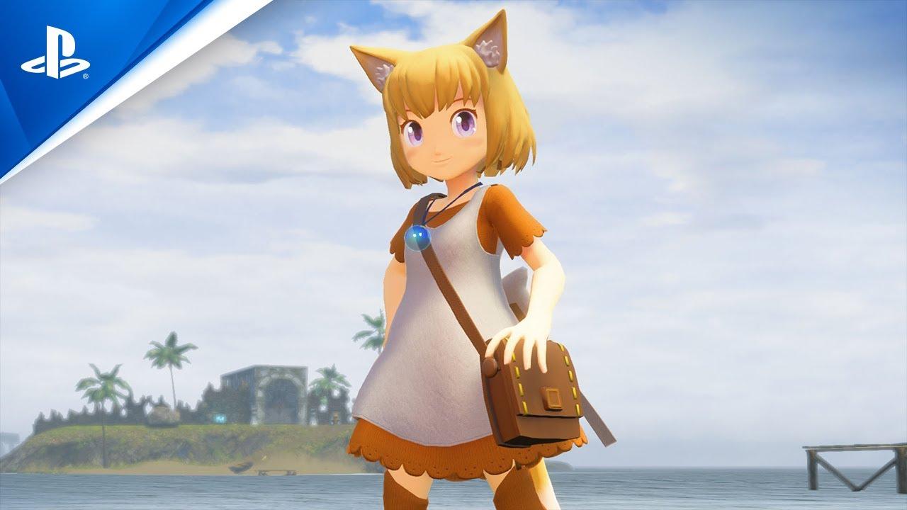 『ジラフとアンニカ』PS4 アナウンストレイラー