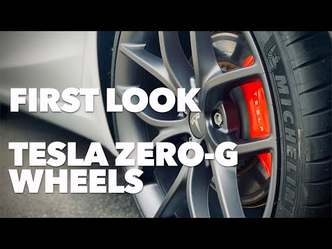 FIRST LOOK Tesla Zero-G wheels